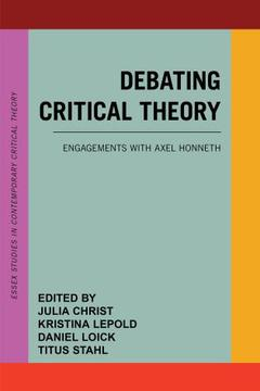 Debating Critical Theory